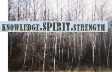Knowledge, spirit, strength: collective narrative document and song