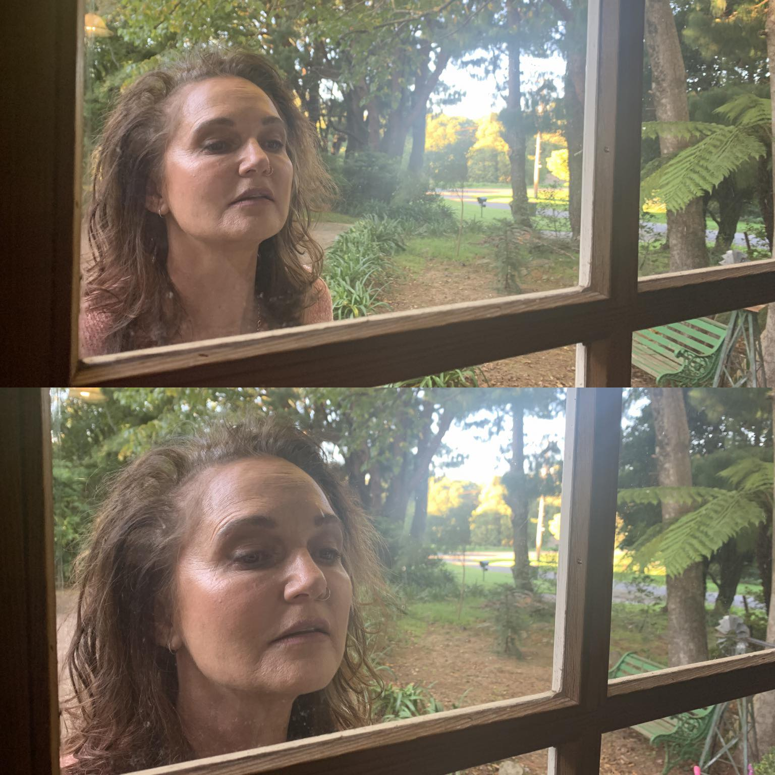 Yaamanda yanay barriyaygu? Will you come to the window? by Jedison Wells